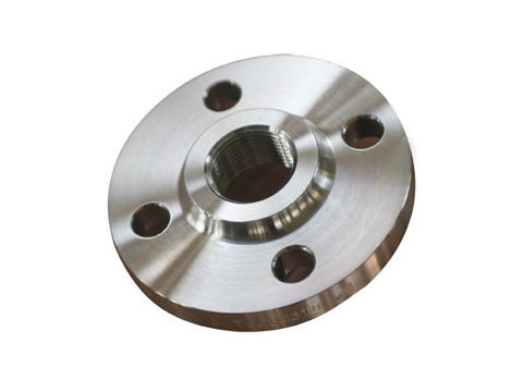 threaded-flange