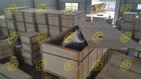 Hebei Haihao provide customizied packing for pipe fittings