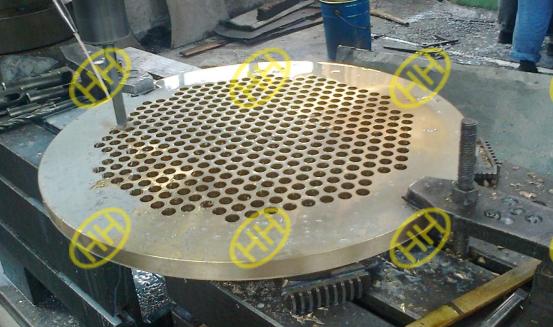 tube-sheet-drilling