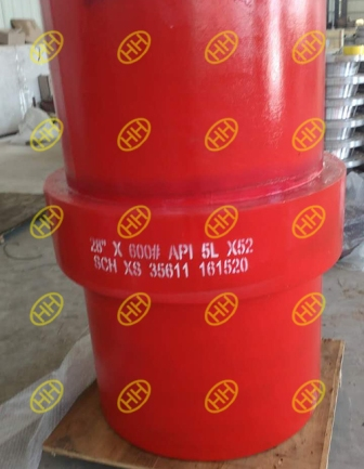API 5L X52 CLASS600 INSULATION JOINTT PIPELINE