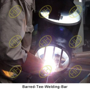 Barred-Tee-Welding-Bar