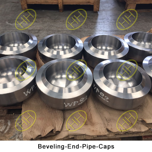 Pipe Fitting End Beveling Haihao Pipe Fitting Factory
