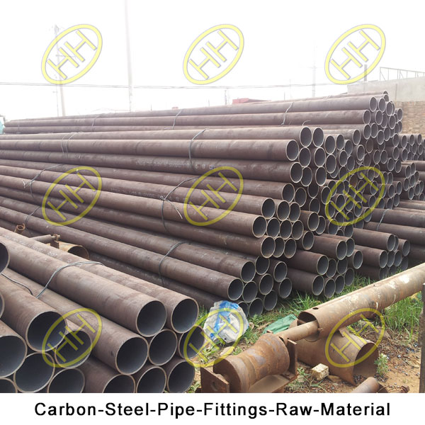 Pipe Fitting Raw Material Haihao Pipe Fitting Factory