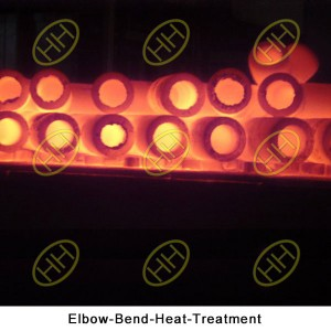 Elbow-Bend-Heat-Treatment