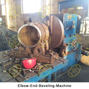 Elbow-End-Beveling-Machine