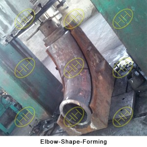 Elbow-Shape-Forming