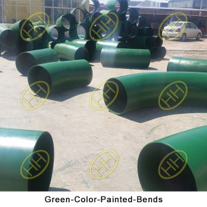Green-Color-Painted-Bends
