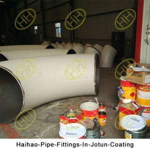 Haihao-Pipe-Fittings-In-Jotun-Coating