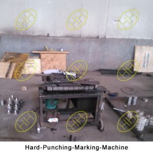 Hard-Punching-Marking-Machine