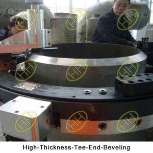 High-Thickness-Tee-End-Beveling