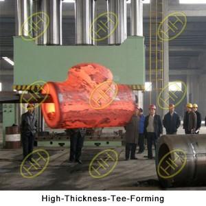 High-Thickness-Tee-Forming