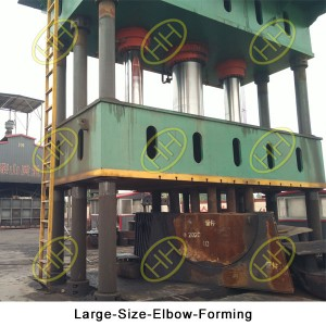 Large-Size-Elbow-Forming