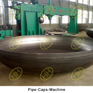 Pipe-Caps-Machine