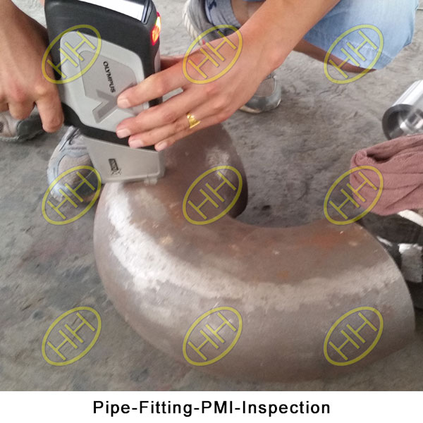Test Inspection Haihao Pipe Fitting Factory