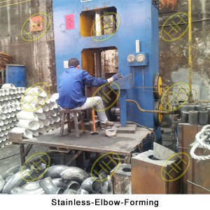 Stainless-Elbow-Forming