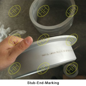 Stub-End-Marking