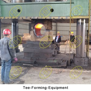 Tee-Forming-Equipment