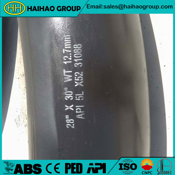 API ASTM A105 30° 12.7mm 28