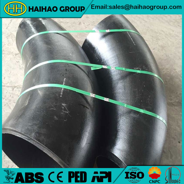 Sch80 MSS SP-43 45°Carbon Steel Bend
