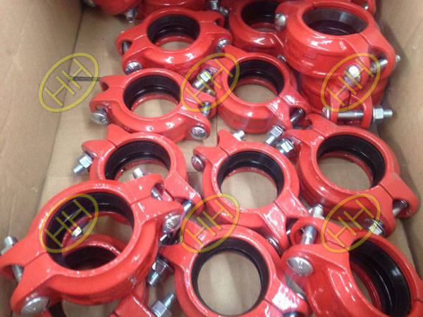 Flexible Grooved Couplings