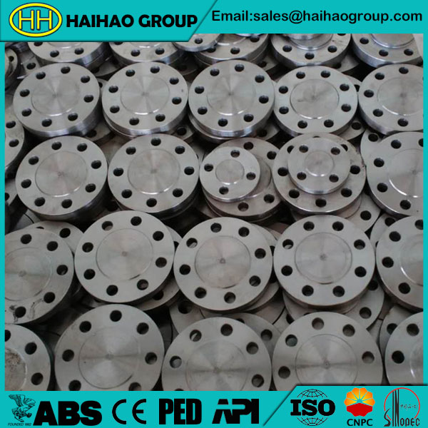 ASTM A105 Forged steel flange