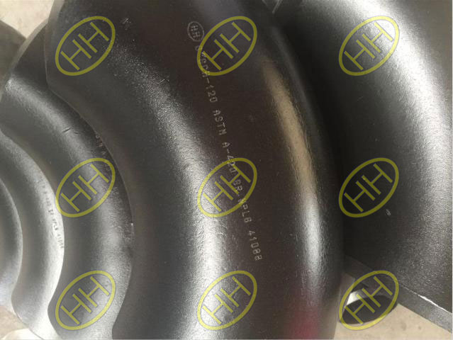 ASTM A420 WPL6 PIPE FITTINGS IN HAIHAO