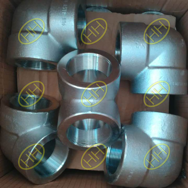 ASTM A182 F91 PIPE FITTING