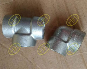 ASTM A182 F347H Pipe Fittings