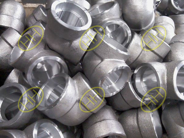 ASTM A182 F347H Pipe Fitting