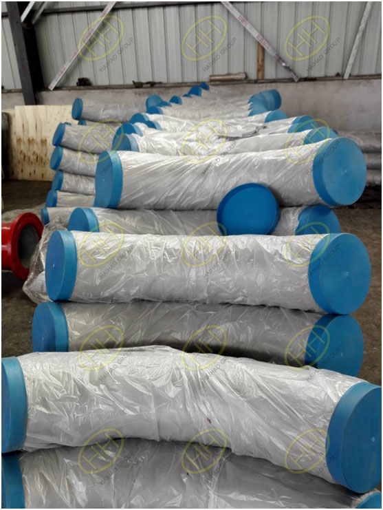 ASME B16.9 ASTM A403 WP316L 90° Pipe Bend 3D