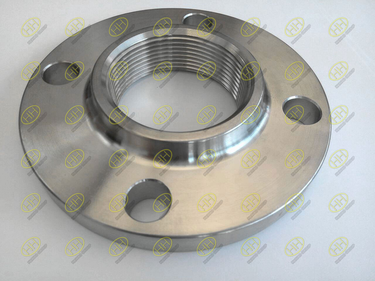 Stainless Steel Threaded Flanges in Haihao Group