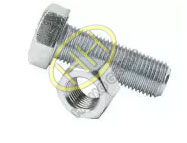 Bolt and nut picture