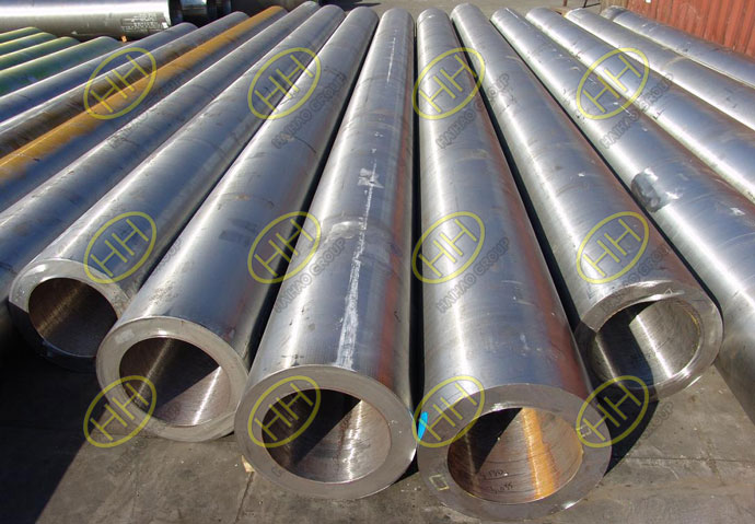 Hot Rolled Seamless Steel Pipes Manufacturer