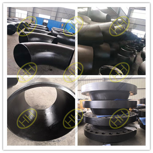 Pipe fitting and flange products shipped out for Egypt Project