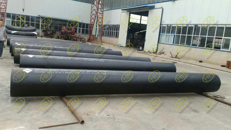 ASTM A106 API 5L seamless steel pipes