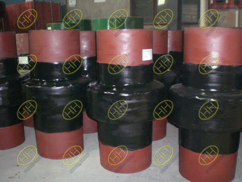 Haihao Group finished the insulating joint