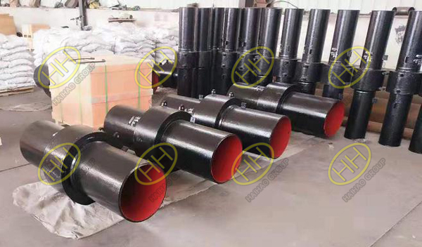 Insulated Joints Finished in Haihao Group