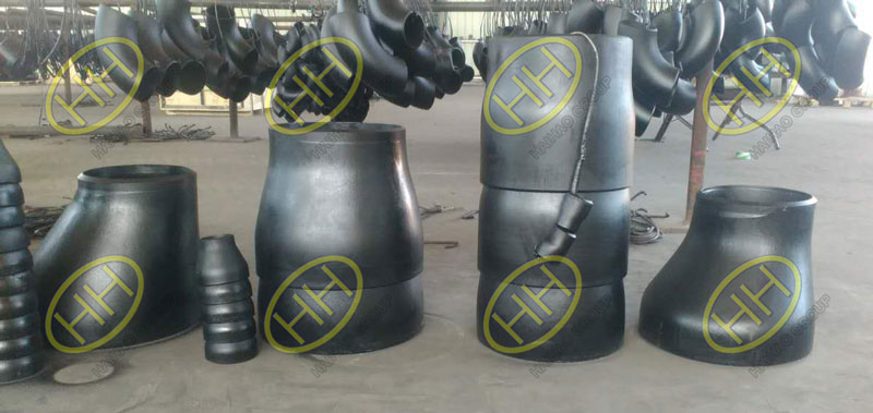 ASTM A234 WPB concentric reducers and eccentric reducers