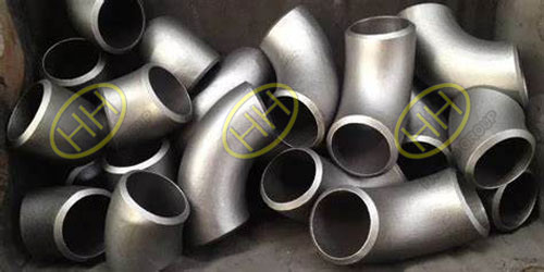 90 degree steel pipe elbow types