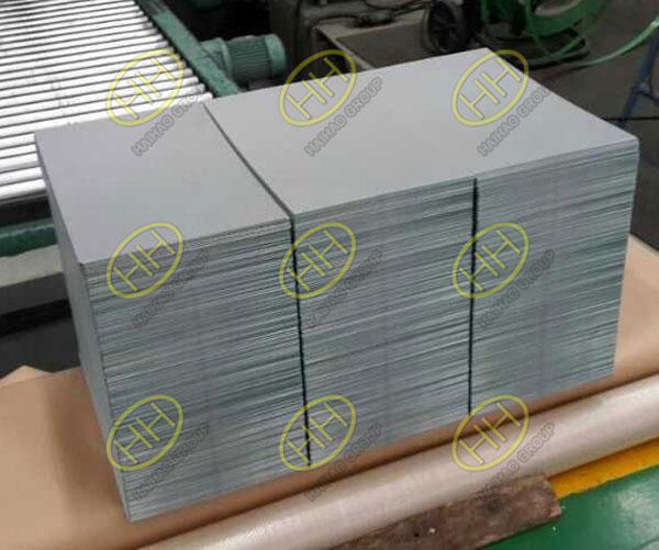 Electro-galvanized steel plate