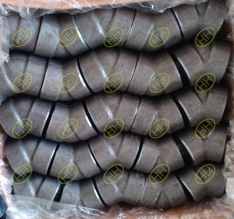 Socket weld ASTM A105 45 degree elbows