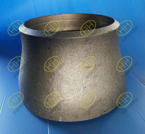 Carbon steel concentric reducer EN10253