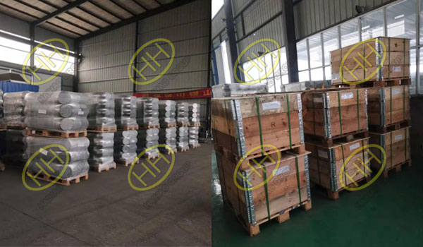 Packaged pipe fittings
