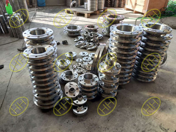 WELD NECK FLANGES EN 1092-1 P235GH